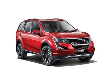 BS6 Mahindra XUV500 AT在印度推出